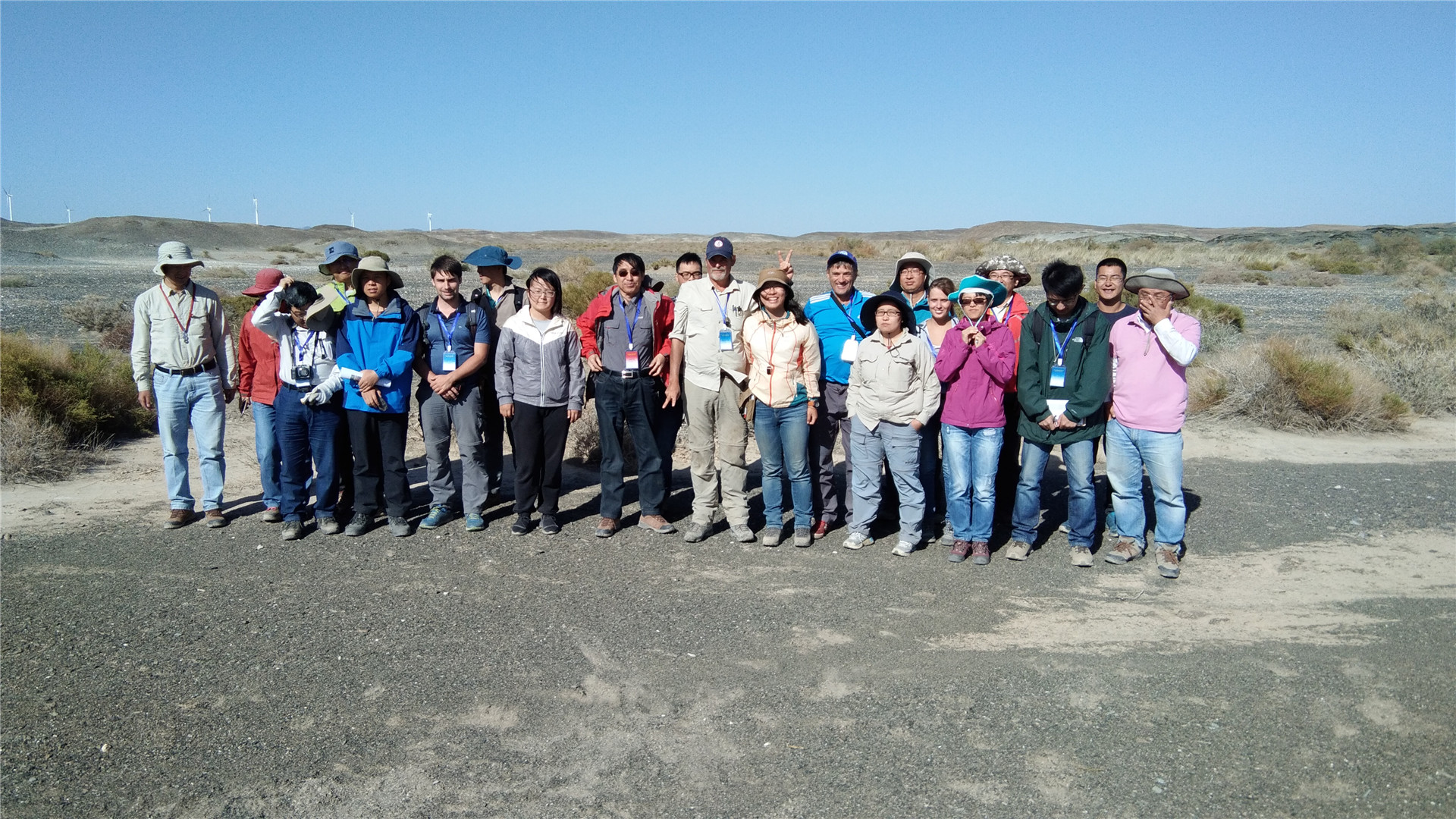 1. Field Excursion of First Workshop of Project IGCP-662,15-20 September, 2018